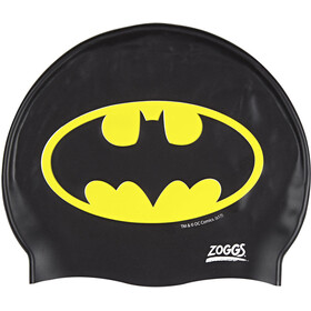Zoggs Batman - Bonnet de bain Enfant - jaune/noir